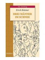 Drei Manner im Schnee. Трое в снегу. Книга для чтения на немецком языке