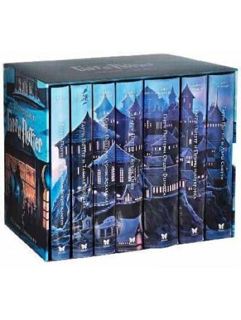 Гарри Поттер. Комплект из 7 книг в футляре книга купить
