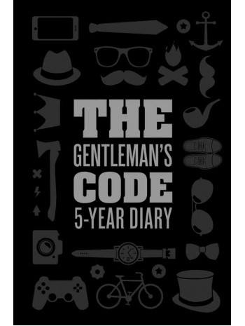 The Gentleman's Code. 5-Year Diary книга купить
