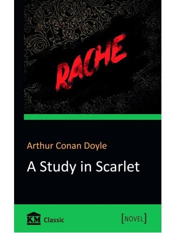 A Study in Scarlet книга купить