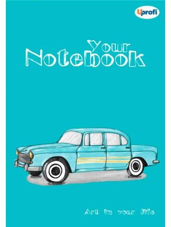 Блокнот TM Profiplan Artbook, mint книга купить
