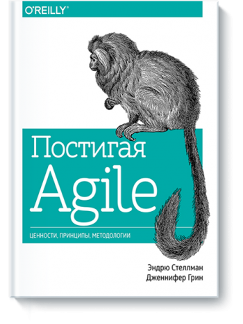 Постигая Agile. Ценности, принципы, методологии книга купить