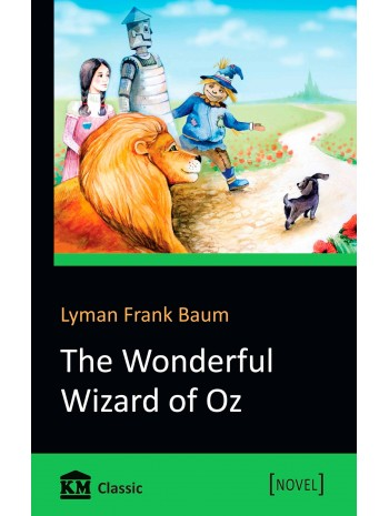 The Wonderful Wizard of Oz книга купить