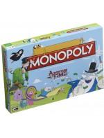 Настольная игра Monopoly Adventure Time