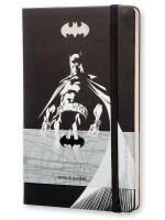 Блокнот Moleskine Batman средний черный