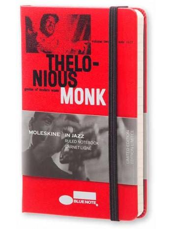Блокнот Moleskine Bluenote маленький красный книга купить