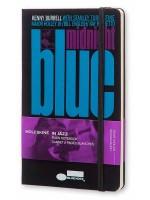 Блокнот Moleskine Bluenote средний черный