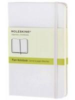 Блокнот Moleskine Classic маленький белый нелинованный