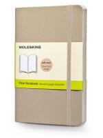 Блокнот Moleskine Classic средний бежевый нелинованный