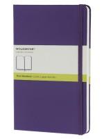 Блокнот Moleskine Classic средний фиолетовый нелинованный