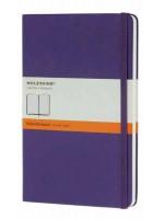 Блокнот Moleskine Classic средний фиолетовый в линейку