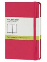 Блокнот Moleskine Classic средний маджента нелинованный