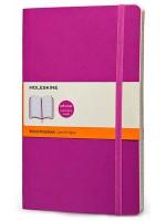 Блокнот Moleskine Classic средний розовый в линейку