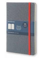 Блокнот Moleskine Classic средний синий в линейку