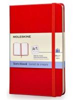 Блокнот Moleskine Creative маленький красный