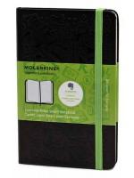 Блокнот Moleskine Evernote маленький черный в линейку