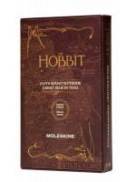 Блокнот Moleskine Hobbit средний коричневый