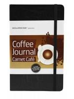 Блокнот Moleskine Passion Кофе средний черный
