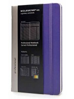 Блокнот Moleskine средний фиолетовый
