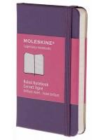 Блокнот Moleskine Volant мини фиолетовый